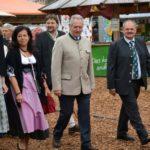 Eröffnung Mühlviertler Wiesn + Erlebnismesse 2016