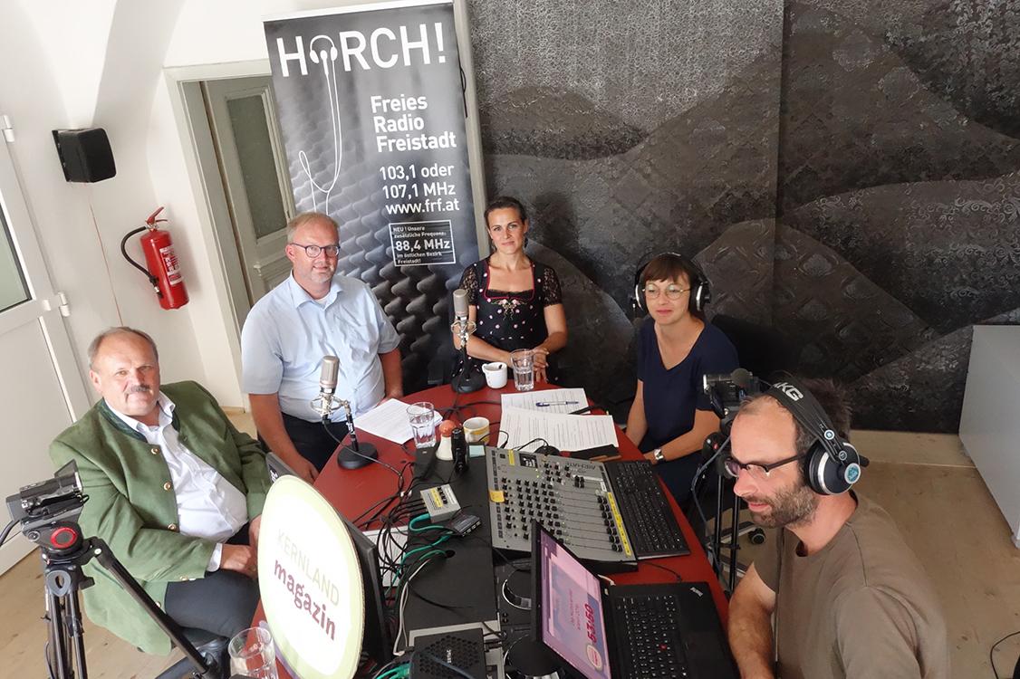 Erlebnismesse im Freien Radio Freistadt