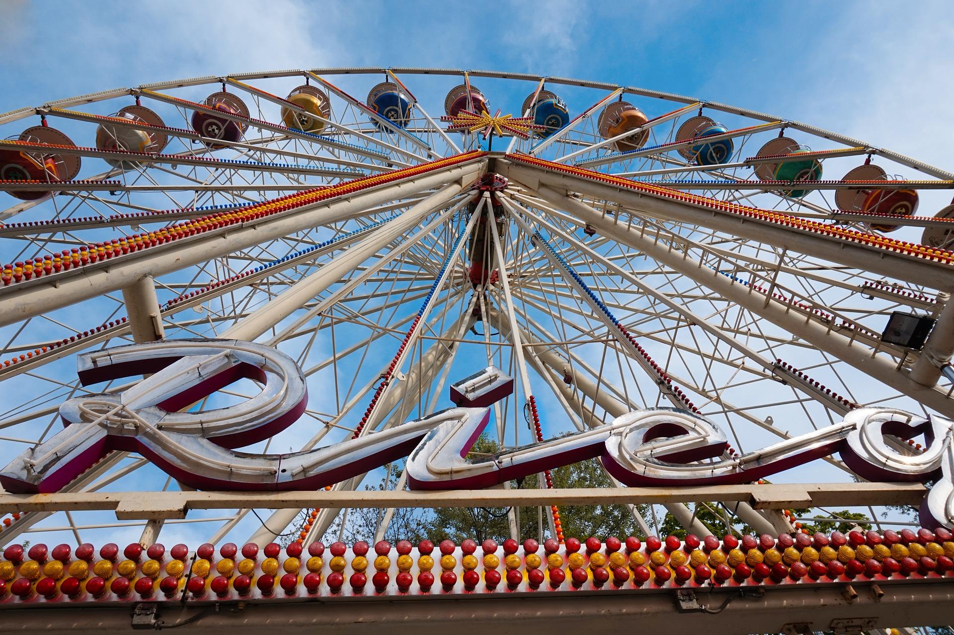 Riesenrad Wiesn 2017